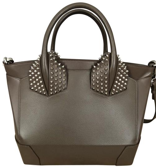 Preload https://img-static.tradesy.com/item/24903733/christian-louboutin-eloise-large-dark-grey-calfskin-leather-tote-0-1-540-540.jpg