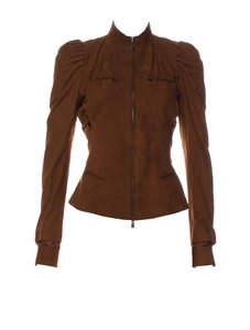 bab138bb43c Saint Laurent Jackets - Up to 70% off at Tradesy (Page 2)
