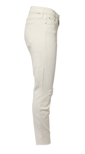 Mother Skinny Jeans-Distressed Image 1