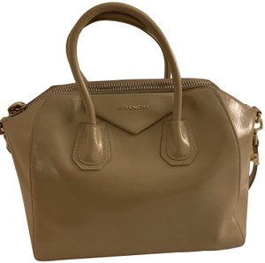 Givenchy Sac De Jour Saint Laurent Shoulder Purse Satchel in Nude