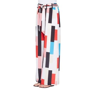 Catherine Malandrino Trouser Pants Multicolor