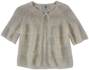 Mayle Sweater Mohair Crochet Cardigan