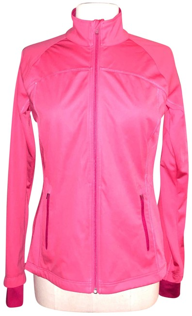 Item - Zip Up Stretch Activewear Outerwear Size 4 (S)