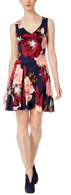Preload https://img-static.tradesy.com/item/24905469/trina-turk-multicolor-devoted-printed-fit-and-flare-short-casual-dress-size-4-s-0-1-650-650.jpg