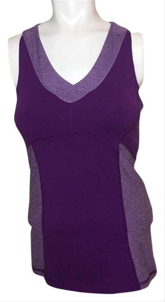 b4a61de8e612b0 Champion Women s Purple Athletic Small Tank Top Cami Size 4 (S ...