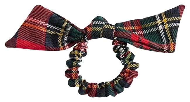 Item - Red Tie Hair Accessory