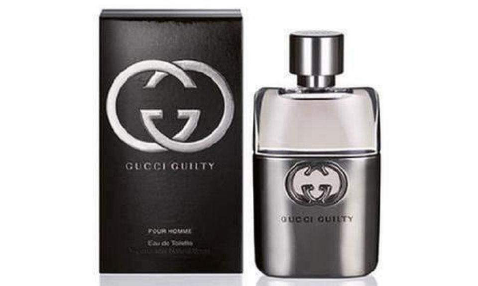 5b37876c1 Gucci GUCCI GUILTY POUR HOMME 3.0 oz / 90 ml EDT Spray for Men Regular, ...