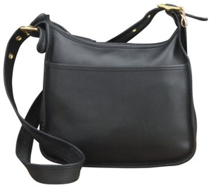 f50c1cf3d724 Added to Shopping Bag. Coach Cross Body Bag. Coach Vintage Legacy Messenger Black  Leather ...