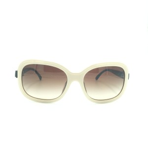 a9cf4d2655 Chanel Chanel Beige   Black Square Bow Cream and 5280q C528 S5 Sunglasses