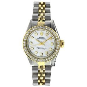 Rolex Rolex Stainless Steel and Yellow Gold Datejust Lady Two Tone 26mm