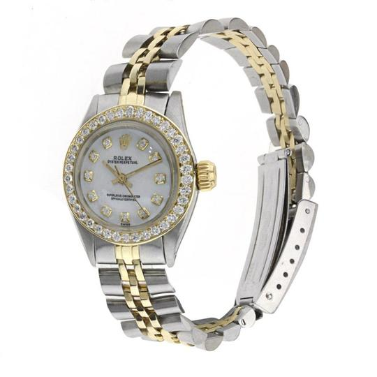 Rolex Rolex Stainless Steel and Yellow Gold Datejust Lady Two Tone 26mm Image 1