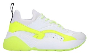 Stella McCartney Eclypse Eclypse Sneakers Sneakers White & Yellow Athletic