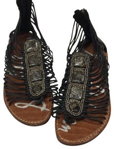 be4fef3f2653 Black Sam Edelman Sandals - Up to 90% off at Tradesy