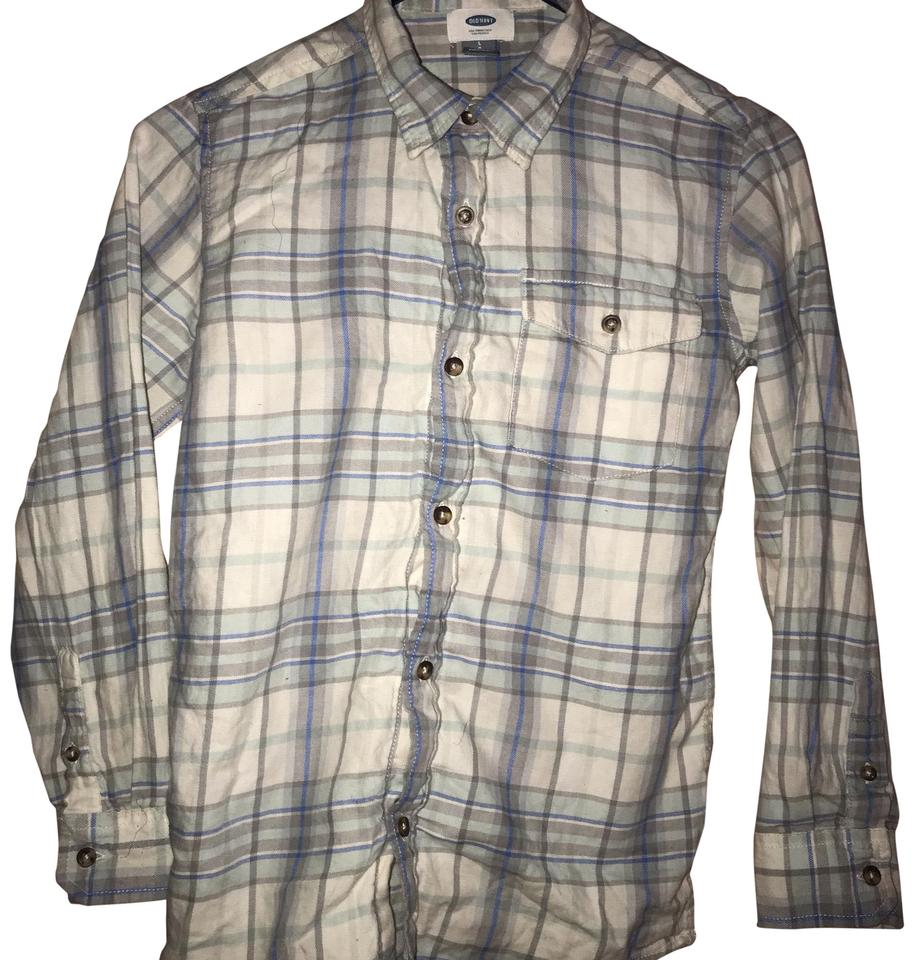 9b3ca38b9a Old Navy Button-down Top Size 14 (L) - Tradesy