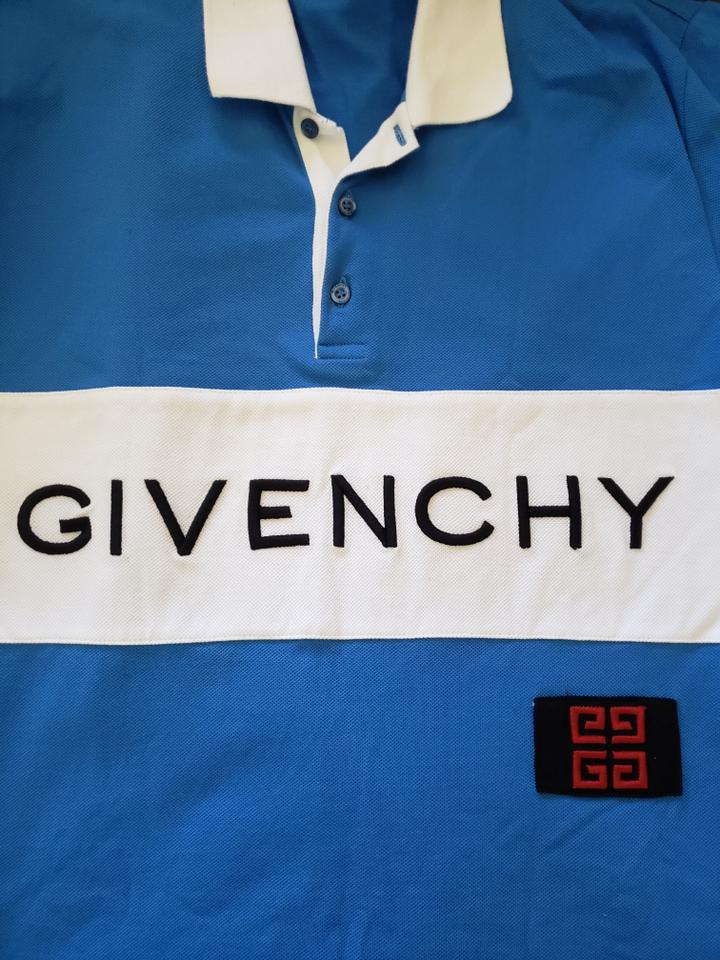 b7b20def Givenchy Logo Embroidered Monogram Men Star T Shirt Multicolor Image 11.  123456789101112