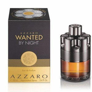 Azzaro WANTED BY NIGHT BY AZZARO FOR MEN-EDP-3.4 OZ-100 ML-FRANCE