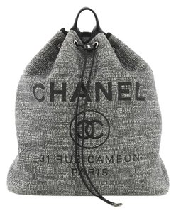 259caa725703 Grey Chanel Backpacks - Up to 90% off at Tradesy