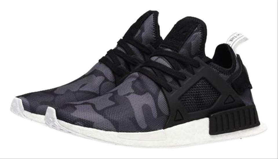 online store 131d9 4bece adidas Black/Grey Nmd Xr1 Duck Camo Sneakers Size US 5 Regular (M, B) 51%  off retail