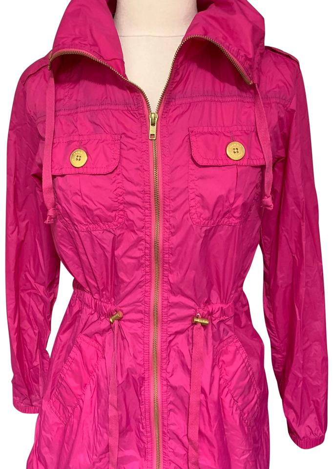 87e378ed7 Tommy Hilfiger Pink Coat Size 2 (XS) 53% off retail