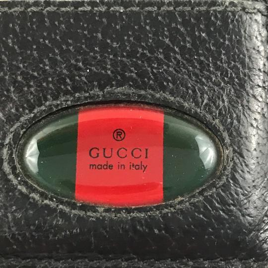 Gucci Leather Card Holder