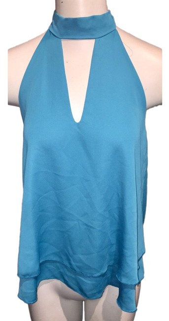 Item - Turquoise Tank Top/Cami Size 8 (M)