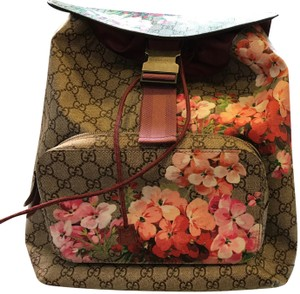 d9f38aa7cafcb2 Pink Gucci Backpacks - Over 70% off at Tradesy