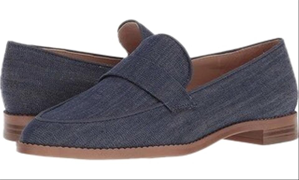 f1c310eb13f Franco Sarto Blue Loafers Flats. Size  US 7.5 Regular (M ...