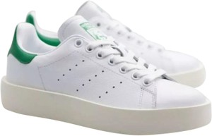 online store 0f435 9a605 adidas Cloud White  Cloud White  Green Athletic