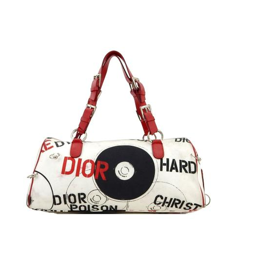 Dior Speedy Tote Monogram Vintage Boston Shoulder Bag
