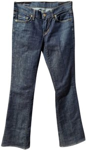 Citizens of Humanity Vintage Boot Cut Jeans-Dark Rinse