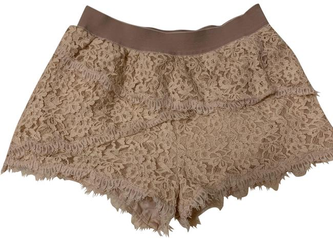 Item - Nude Kieran Lace Tiered Shorts Size 2 (XS, 26)