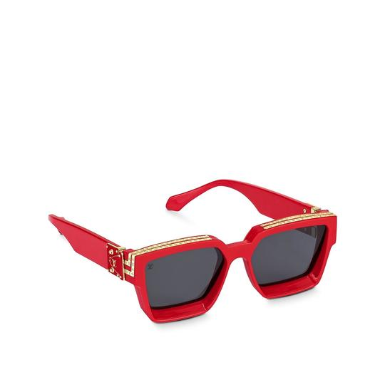 Preload https://img-static.tradesy.com/item/24911624/louis-vuitton-red-11-millionaires-sunglasses-0-0-540-540.jpg