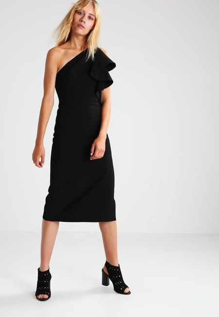 C/meo Collective short dress black on Tradesy