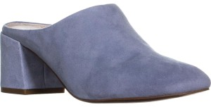 Kenneth Cole Blue Mules