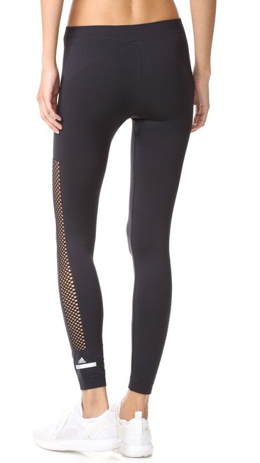 adidas By Stella McCartney Performance Essentials Seamless Mesh Leggings