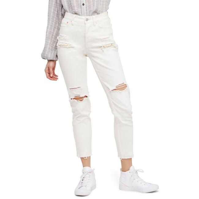Preload https://img-static.tradesy.com/item/24912683/free-people-cream-distressed-lacey-skinny-jeans-size-2-xs-26-0-0-650-650.jpg