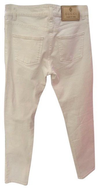 Item - White 0000 Skinny Jeans Size OS (one size)