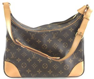 Louis Vuitton Boulogne Lv Tote Hobo Everyday Shoulder Bag