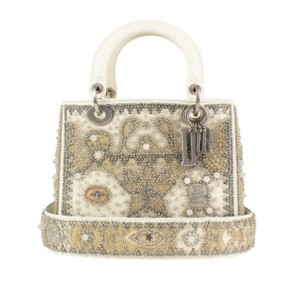 Dior Beaded Lady Shoulder Bag