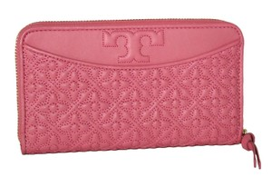 Tory Burch Tory Burch Bryant Zip Continental Leather Wallet 46186 Cosmo