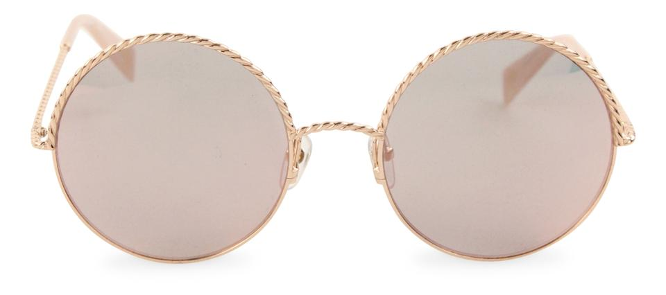 0486bc6b27b Marc Jacobs Marc Jacobs Pink   Rose Gold Sunglasses Image 0 ...