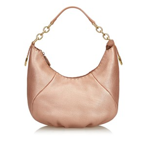 772b4809c6fc Fendi 9bfnho001 Hobo Bag. Fendi Selleria Pink Leather X Others ...