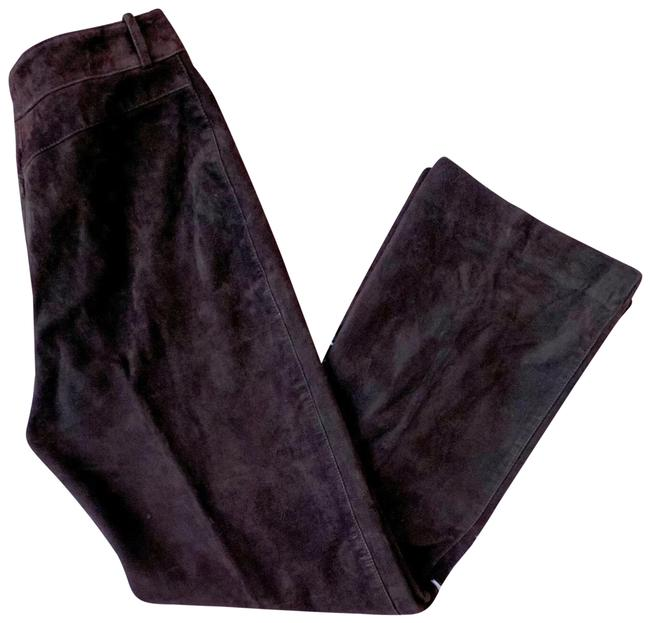 Item - Brown Suede Pants Size 6 (S, 28)