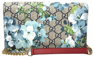 09fd87f71a4 Gucci Bags Cross Body Blooms Blooms Multicolor Clutch