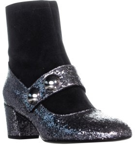 Marc Jacobs Silver Boots