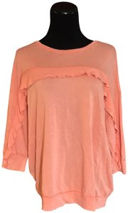 Express Top Coral/orange