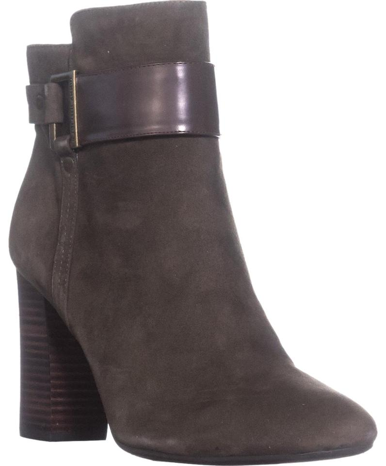 b7df964a68e2 Tommy Hilfiger Green Durham Ankle Medium Boots Booties. Size  US 10 ...