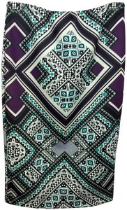 by&by Xl Skirt Multicolor