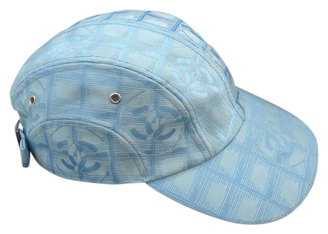 "Item - Blue Cc "" New Travel Line Sport Cap Hat"