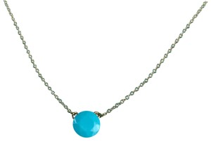 0eb2989ed0b1 Tiffany   Co. Elsa Peretti Turquoise Faceted 1 Carat 18k Yellow Gold